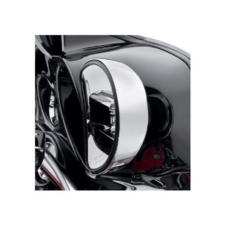 Manillar Ape Hanger 12 para Harley Electra Glide Ultra Limited 09-19 Negro
