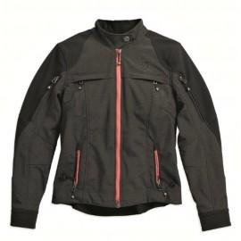 Women's Penumbra Windproof Riding Jacket, Grey