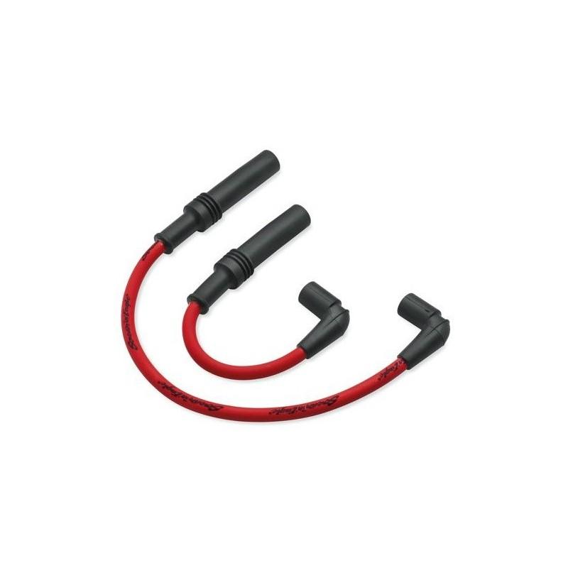 Cables de bujia Softail Rojos Screamin´ Eagle