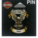 PIN SIEBLA EAGLE