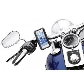 Soporte de iPhone o Samsung resistente al agua