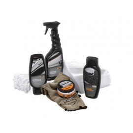 Kit for cleaning and protection details