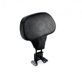 ADJUSTABLE RIDER BACKRESTS