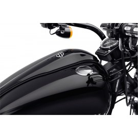 FLUSH-MOUNT FUEL CAPS BY HARLEY DAVIDSON