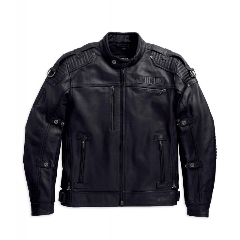 ROADSHOW SWITCHBACK LITE LEATHER JACKET