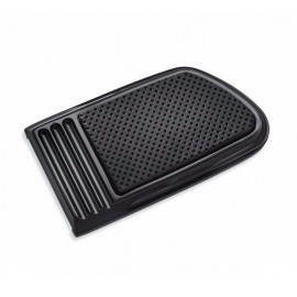 Defiance Brake Pedal Pads - Large Black Anodized