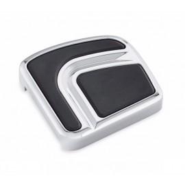 Almohadilla del pedal de freno pequeña Airflow Cromada