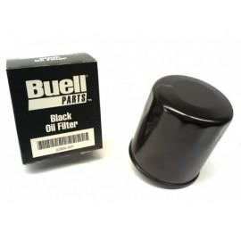 Filtro de aceite negro para XB y Buell