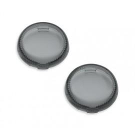 Lentes para inserto de indicadores de giro LED en forma de bala