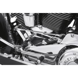 CYLINDER BASE COVER – CHROME