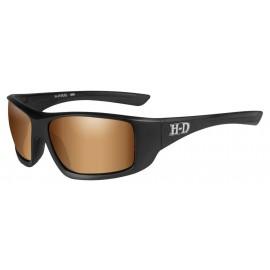 GAFAS DE SOL H-D DUEL H-D, BRONZE LENS/MATTE BLACK FRAME