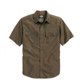 SHIRT WRINKLE RESISTANT TWILL