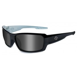 H-D MEN'S REBEL-ALT FIT GLOSS BLACK FRAMES SUNGLASSES
