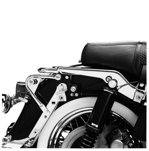 B 97-08 Harley Davidson Road King Road Glide Street Electra Rear Docking Kit