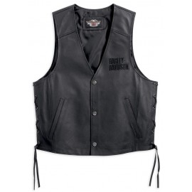 Tradition Leather Vest