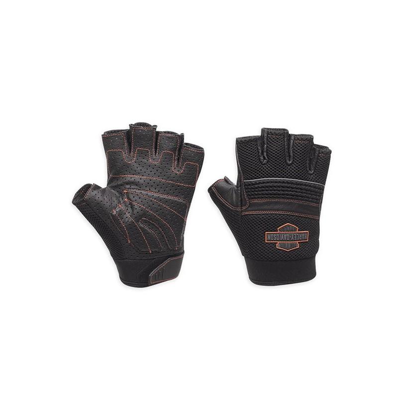 Airflow Fingerless Gloves