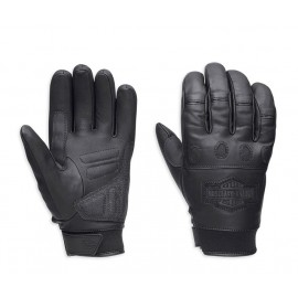 Skull Full-Finger Airflow Gloves