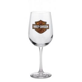 BAR & SHIELD® LOGO WINE GLASS