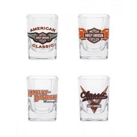 CLASSIC SHOT GLASS SET