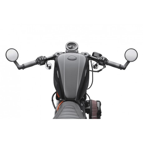 CLIP-ON HANDLEBAR KIT – GLOSS BLACK