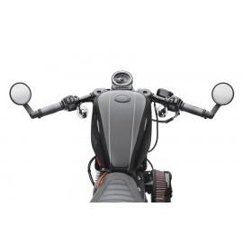 Kit de Semimanillar negro brillante para Sportster 1200CX