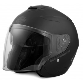 MAYWOOD INTERCHANGEABLE SUN SHIELD H27 3/4 HELMET