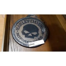 Harley-Davidson® Willie G. Skull Glass Cutting Board