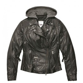 Harley-Davidson® Women's Triple Vent System Mantle Leather Biker Jacket
