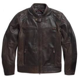 HARLEY DAVIDSON VINTAGE LEATHER JACKET