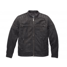 HARLEY DAVIDSON THORNTON BUFFED LEATHER JACKET
