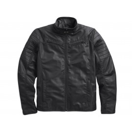 HARLEY DAVIDSON QUILTED ACCENT OUTERWEAR JACKET
