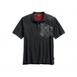PERFORMANCE POLO WITH COLDBLACK TECHNOLOGY