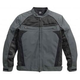 Harley-Davidson® Men's Utilitarian Textile & Mesh Riding Jacket