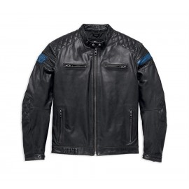 CHAQUETA CUERO 115TH ANIVERSARIO EAGLE CE-CERTIFIED LEATHER JACKET