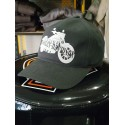 Harley-Davidson Mens Motorcycle Silhouette Cap
