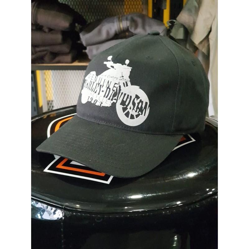 Harley-Davidson® Men's Kint Striped Cap