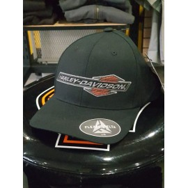 Harley-Davidson® Men's Performance Arrow Cap with Delta Technology