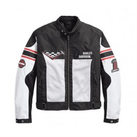 CHAQUETA PERFORADA FOXFIELD BY HARLEY DAVIDSON