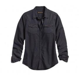 Studded Yoke Shirt