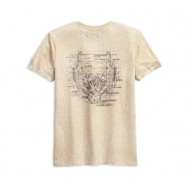 Schematic Slim Fit Tee