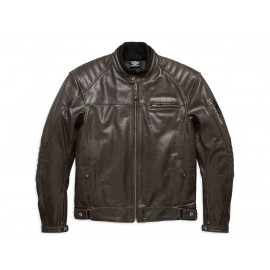 EDGE LEATHER RIDING JACKET BY HARLEY DAVIDSON
