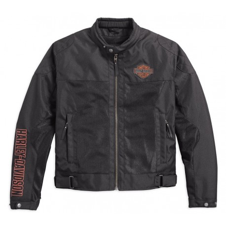 Spoiler Leather Jacket