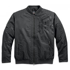 INTREPID AMERICANA NYLON JACKET BY HARLEY DAVIDSON