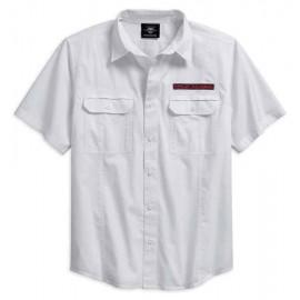 Camisa con gráfico de tablero de damas Harley-Davidson®