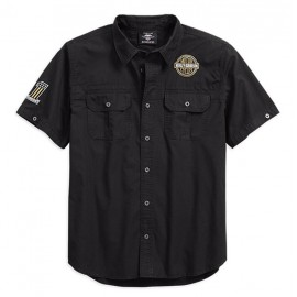 RACE FLAG SHIRT BY HARLEY DAVIDSON