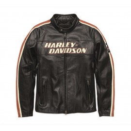 TORQUE LEATHER JACKET