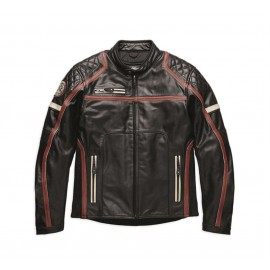 Harley-Davidson® Men's Maytor Leather Jacket