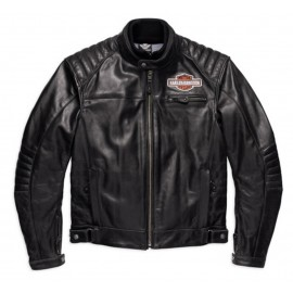 Harley-Davidson® Men's Legend Leather Jacket