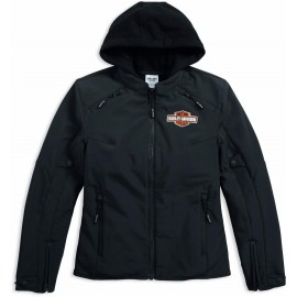 CHAQUETA MUJER LEGEND 3-IN-1 SOFT SHELL BY HARLEY DAVIDSON
