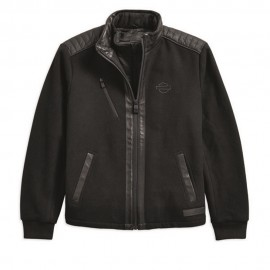 Harley-Davidson® WOOL BLEND SLIM FIT JACKET